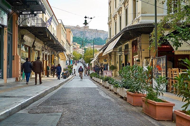 Seguro Viagem para Atenas