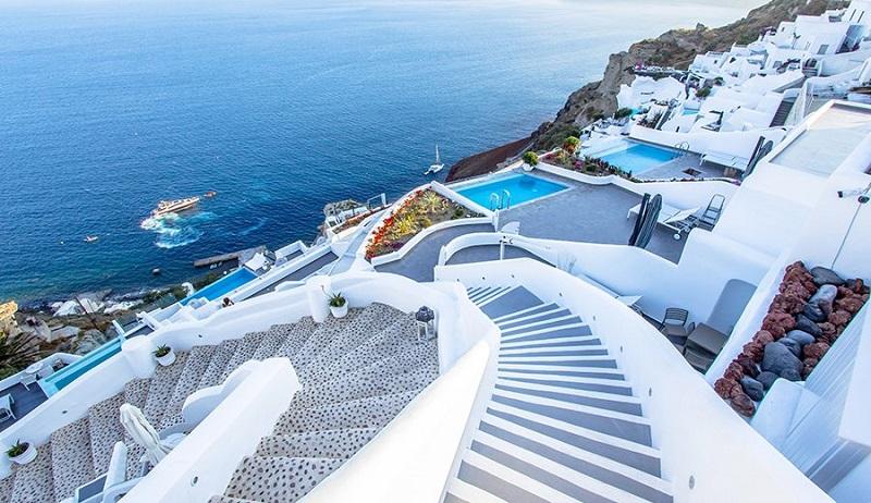 Seguro Viagem para Santorini